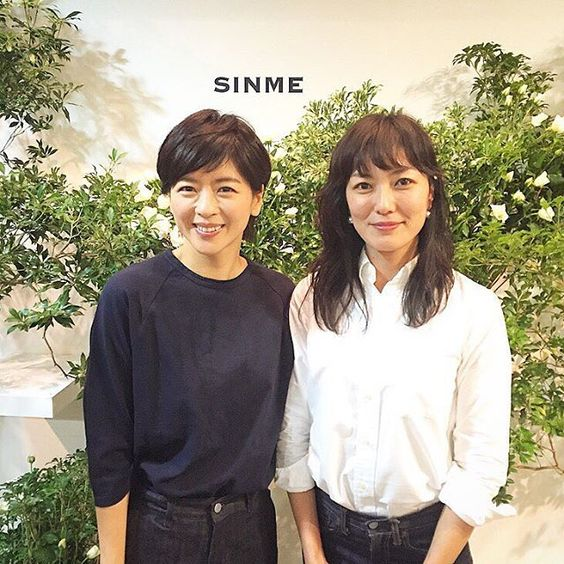 中山忍さんと板谷由夏さん
