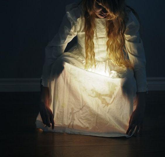 Lissy Elle: imágenes misteriosas y de ensueño
