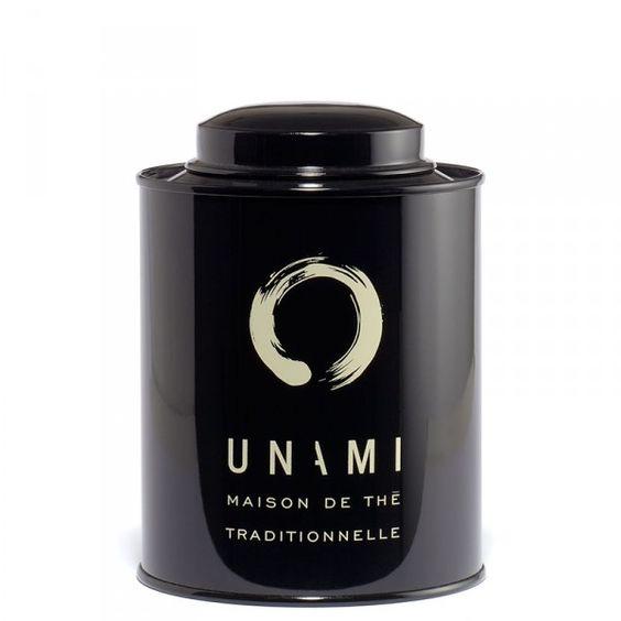 boite à thé Unami