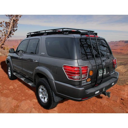 Gobi Roof Racks Toyota Sequoia Stealth Rack 2 Toyota Sequoia Toyota Suv