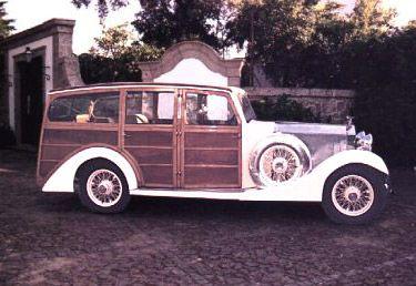 1927 Rolls-Royce shooting brake