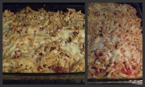 Carolina Charm: Pasta al Forno
