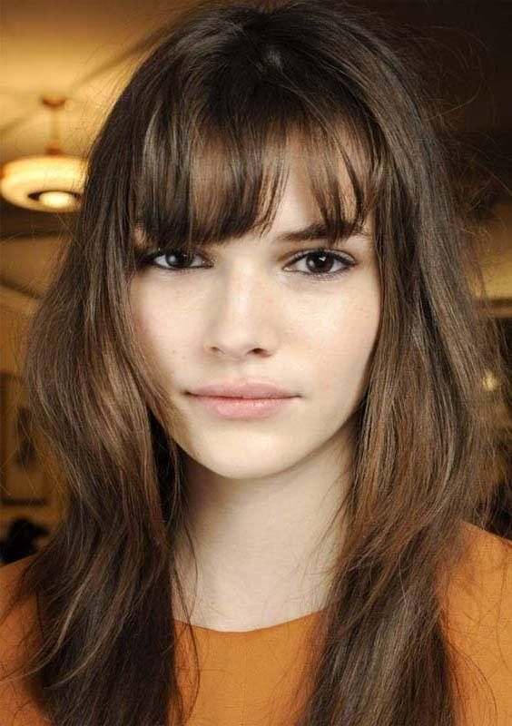 12+ Bangs for thin hair trends