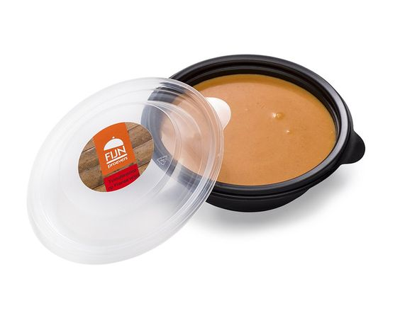 Italiaanse tomatensoep. Energie- & eiwitverrijkte soep voor mensen met kauw- & slikproblemen of ondervoeding!