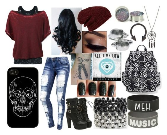 """""""Untitled #348"""" by izzer145 ❤ liked on Polyvore"""
