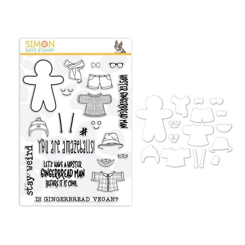 Simon Says Stamps And Dies Hip Ginger Set337hg Simon Says Stamp Clear Stamps