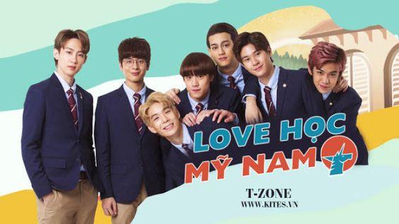 phim love hoc my nam