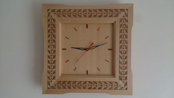 und noch eine Uhr