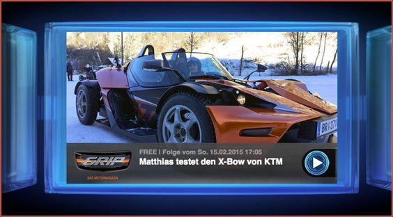 Grip-Test: Exeet Black Bull vs. KTM X-Bow Grip – das Motormagazin bei RTL2 hat am Sonntag, den 15. Februar 2015, seinen Vergleichstest der Exeet Black Bull vs. KTM X-Bow im Schnee ausgestrahlt http://www.atv-quad-magazin.com/aktuell/grip-test-exeet-black-bull-vs-ktm-x-bow/