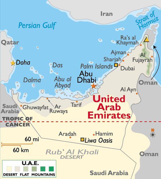 World Islands United Arab Emirates Bing Images – Map of Dubai United Arab Emirates