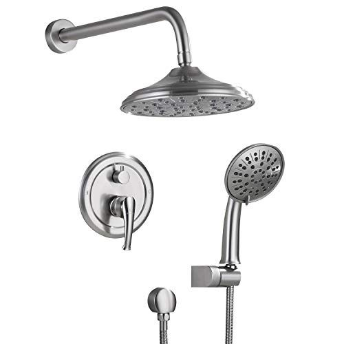 Shower System Wall Mounted Shower Faucet Set For Bathroo Https