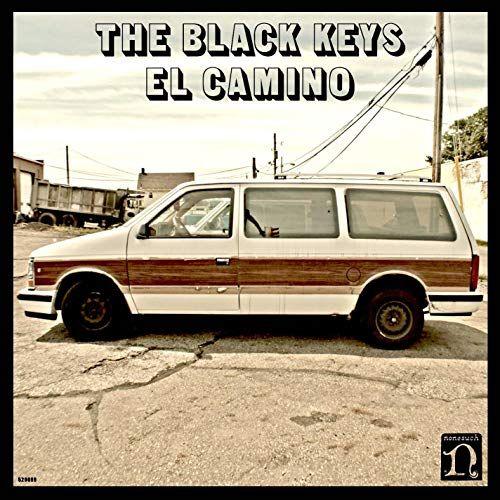 El Camino Vinyl Lp The Black Keys Amazon Ca Music In 2020 The Black Keys Black Submarine Album Covers