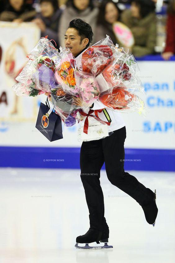 全日本2012高橋大輔さんFP