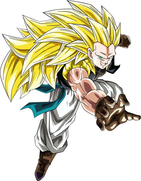 Gotenks Gt Ssj3 By Luffysan9 Dragon Ball Goku Dragon Ball Super Goku Dragon Ball Art