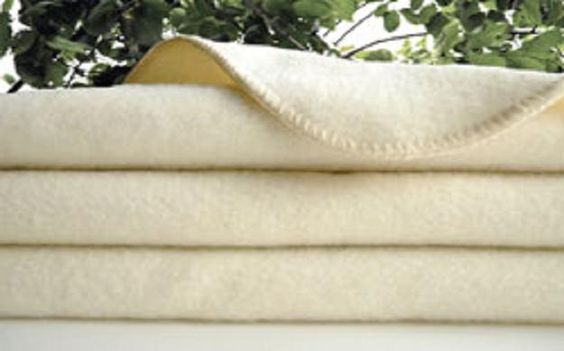 Organic ECO WOOL Blankets  Priced from $128.00 & Made in USA.