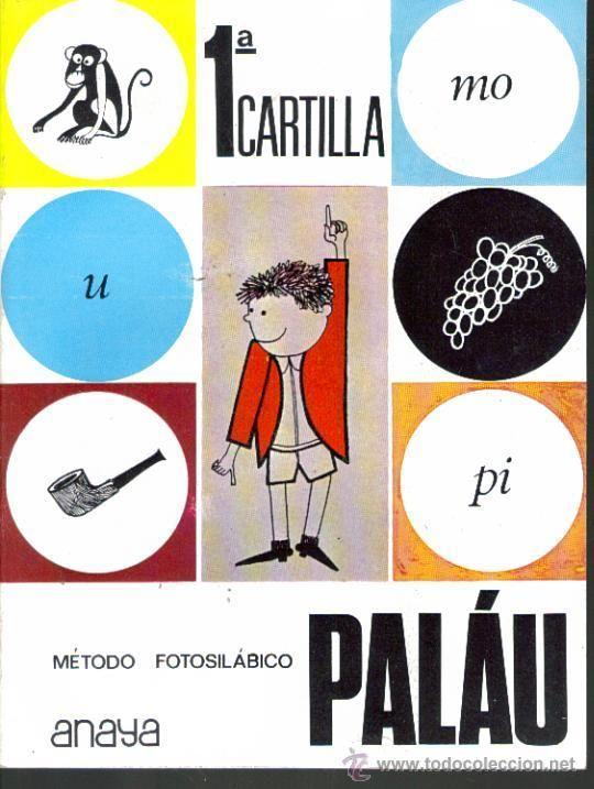 Cartillas de lectura Palàu                              …