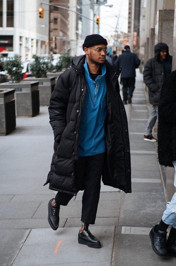ダウンジャケットは30代大人メンズの定番アウター
