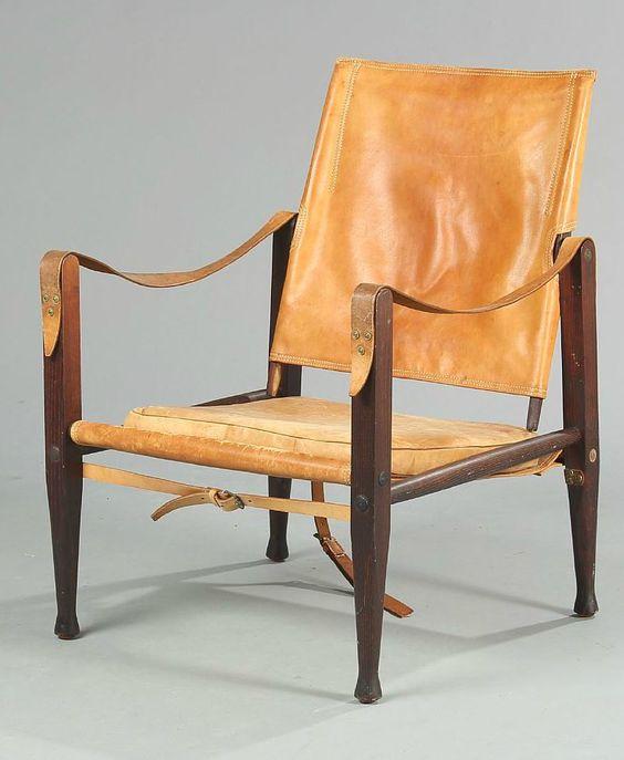 Deense vintage stoel - Kaare Klint