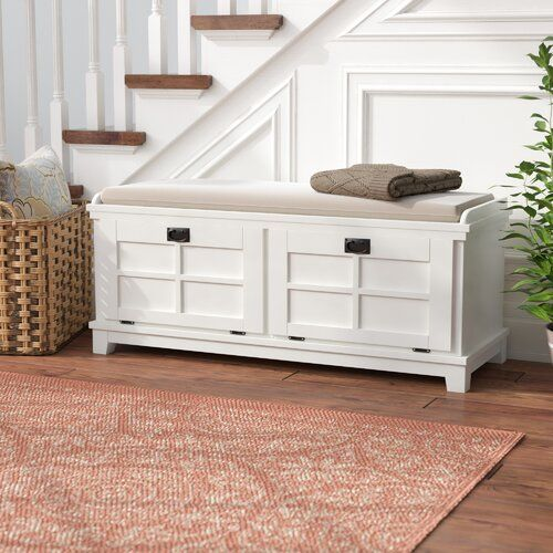 New Ferryhill Wood Storage Bench Three Posts Online Shopping Looknewclothing In 2020 Storage Bench Bedroom Bench With Storage Wooden Storage Bench