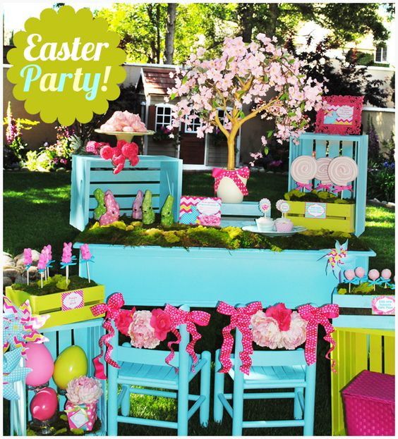 Easter party ideas: