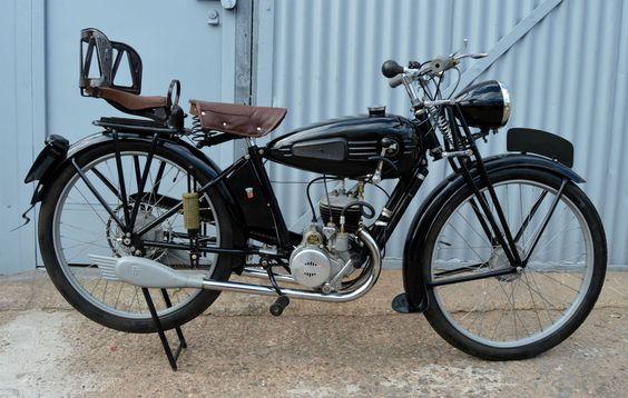 1937 TERROT MTK 100cc BMA * BEAUTIFULLY RESTORED CLASSIC * VINTAGE / RUNNER