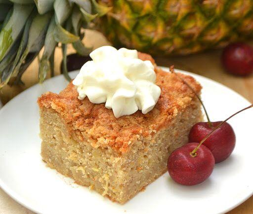 Pineapple Coffee Cake Recipe on Yummly