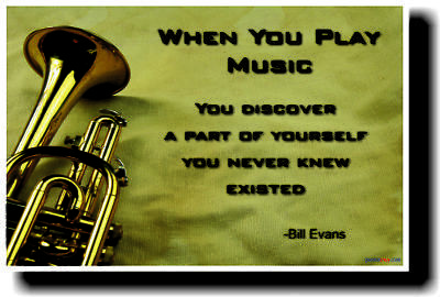 When-you-play-music-Music-Trumpet-Brass-NEW-POSTER