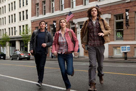 Logan Lerman, Alexandra Daddario, and Douglas Smith in new Percy Jackson Sea of Monsters still