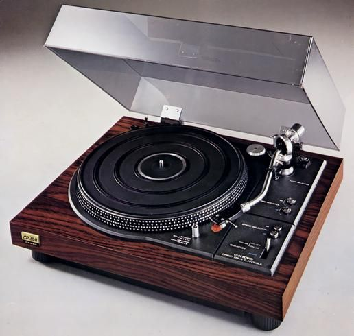 onkyo turntable. onkyo cp-80m 1974 | vintage turntable pinterest audio, audiophile and tech onkyo turntable p