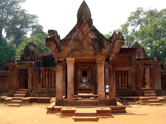 BANTEAYSREI, kambodza
