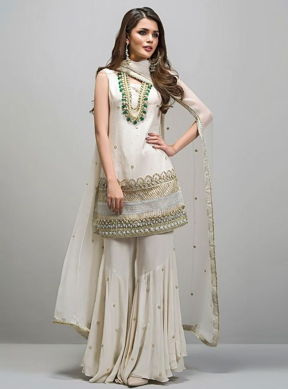 6a4ecdb94b Latest Stitching Styles Of Pakistani Dresses 2019 | BestStylo.com