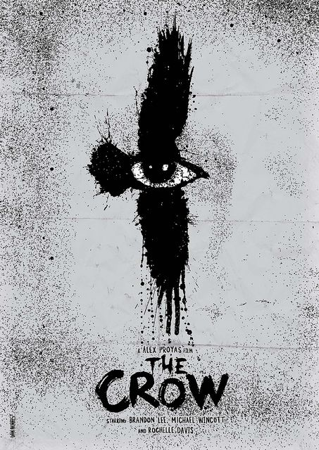 The Crow - by Daniel Norris -
