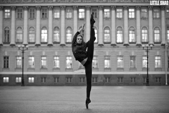 Ballet en la calle