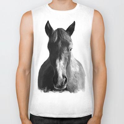 Horse Biker Tank by Amy Hamilton - $28.00
