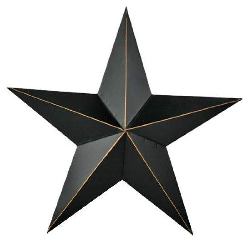 Wall Art Metal Stars : Metal barn wall decor and stars on