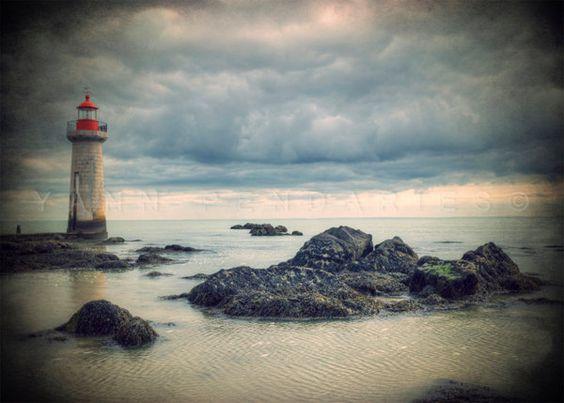 Lighthouse - Seascape - Photography - Original Signed Numbered Fine Art Print 5x7 (13x18cm)...