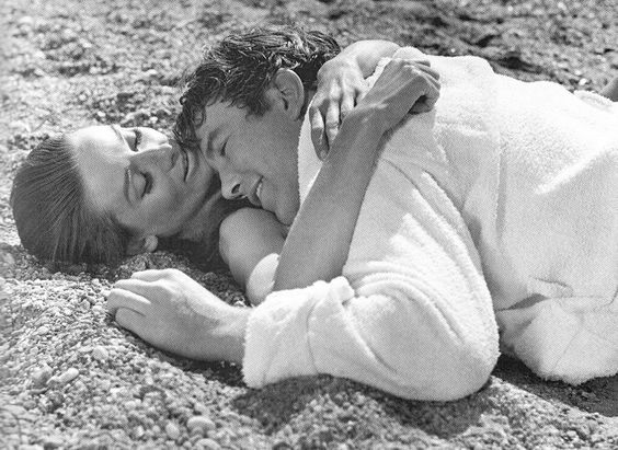 Audrey Hepburn & Albert Finney, Two for the Road (1967). One of my favorite films