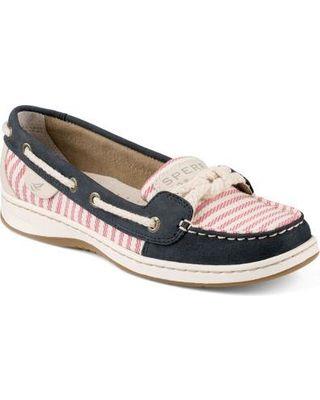 Sperry Top-Sider Sperry Shoes Women's Cherubfish Mariner Stripe ...