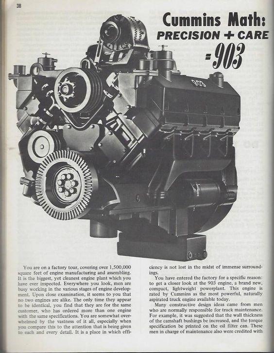 biggest cummins truck engine site:pinterest.com - ummins, V engine and ngine on Pinterest