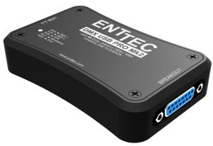 ENTTEC to release DMX USB PRO Mk2 at LDI 2012
