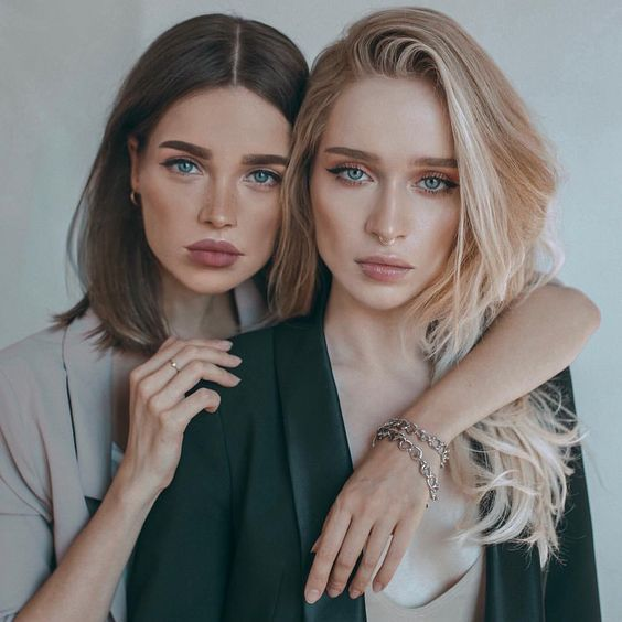 Photo @albertaberlin Md @helena132 & @septembrenell Makeup @septembrenell #inbeautmag