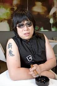 Chef and owner Alvin King Lon Leung of Bo Innovation Restaurant, Wan Chai, Hong Kong, China