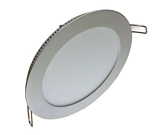 SKU-4834 22 Watt LED Round Panel Light White Painted Edge  www.ledzoneltd.co.uk
