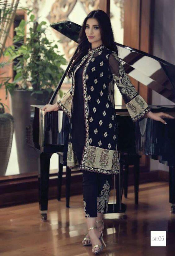 Latest Pakistani Fashion Wedding Guest Dresses 2018 Beststylo Com Pakistani Outfits Latest Pakistani Fashion Indian Fashion,Autumn Wedding Guest Dresses