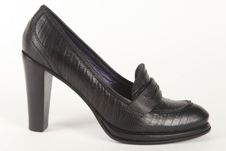 Velma cuir tejus noir VELMA7001 chaussures PARALLELE