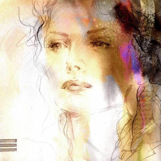 Michelle Pfeiffer by Anna Razumovskaya