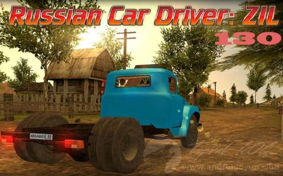 Russian Car Driver Zil 130 Premium V0 90b Mod Apk Money Hacks Freecheats Freehacktools Car And Driver Monster Trucks Car