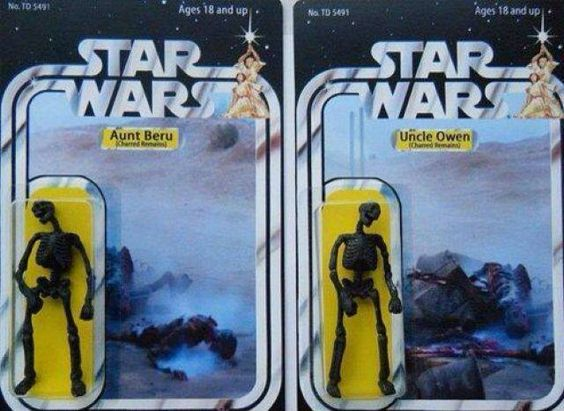 Action figures you'll never see, part 2
