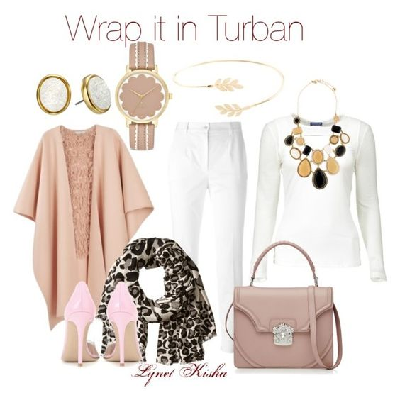 """hijab fashion"" by lyn-kisha on Polyvore featuring Ryan Roche, Dolce&Gabbana, Alexander McQueen, Marc by Marc Jacobs, Gianvito Rossi, Accessorize and Kate Spade"