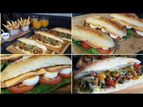 سندويشات صيفية لذيذة و سريعة للنزهة و البحر او كوجبة سريعة في دقائق Youtube Lunch Meal Prep Cooking Recipes Lunch Recipes